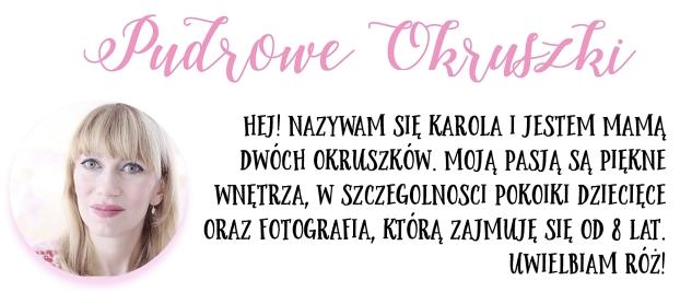 pudrowe okruszki blog