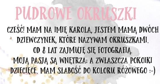 PUDROWE OKRUSZKI